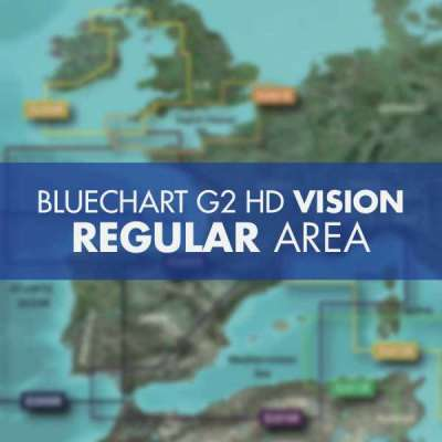 Bluechart G2 Vision HD Regular Area SD-Micro SD