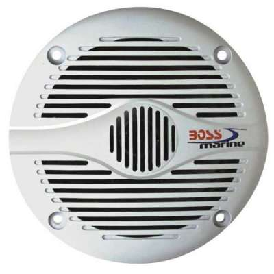 Boss Marine MR50W Coppia Speaker Bianchi 150W