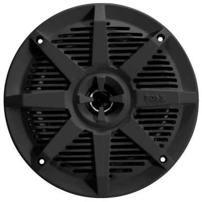 Boss Marine MR62B coppia Speaker Neri 200W