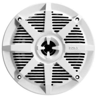 Boss Marine MR62W coppia Speaker Bianchi 200W