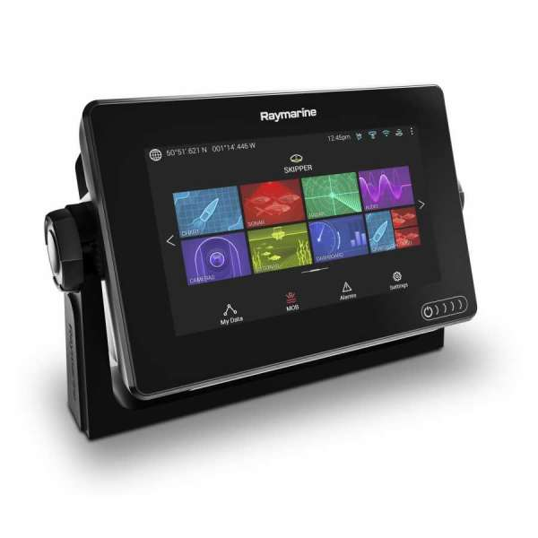Raymarine AXIOM 7RV display ECO/GPS